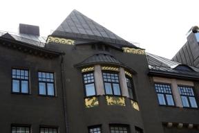 The Wilkman House by Vilho Penttilä in 1904