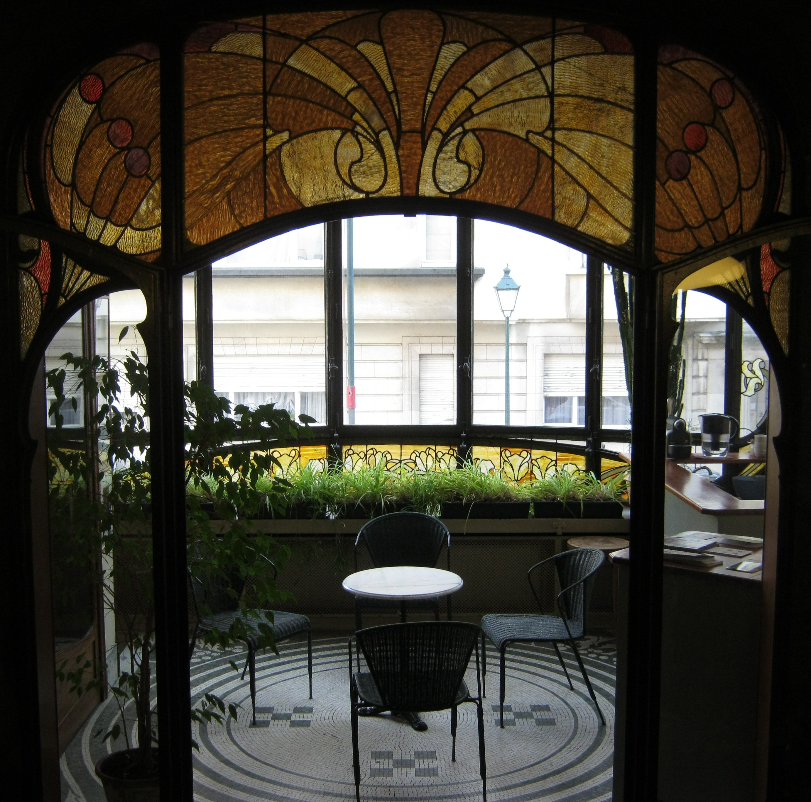 H tel hannon brussels about art nouveau for Deco belgique