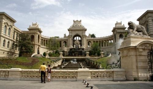 Musée des Beaux-Arts de Marseille at Palais Longchamp