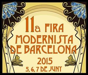 Fira Modernista de Barcelona 2015
