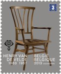 2013 Chair Henry van de Velde
