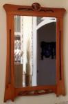 The Pedrera Apartment Mirror