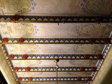 Casa Amatller Sgraffito Ceiling