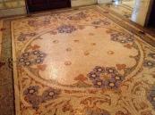 Casa Lleó i Morera Mosaic Floor
