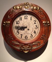 Wall Clock, donation of Mr. Jaume Xarrié