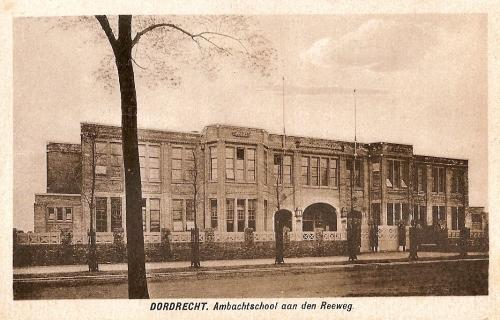 Ambachtsschool, Reeweg Oost 123 Dordrecht