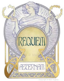 Mozart's Requiem - Aeternam