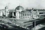 Vitebsky Railway Station, St. Petersburg, by Karl Bulla